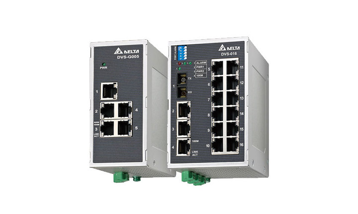 BB-4C-ColumnBoxes - element 1405 Unmanaged Switches