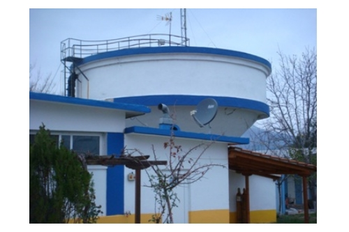 Delta Water Treatment Solution for the Komotini Water Plant, Greece
