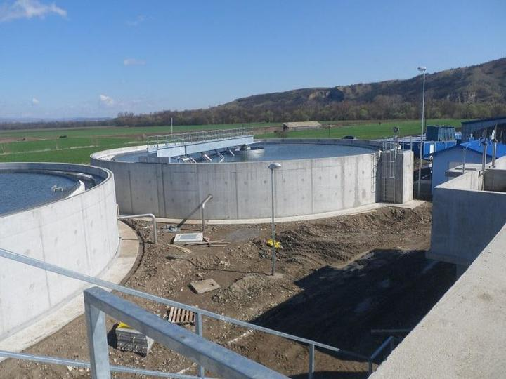 Modular Delta products bring automation to Romanian water treatment plant